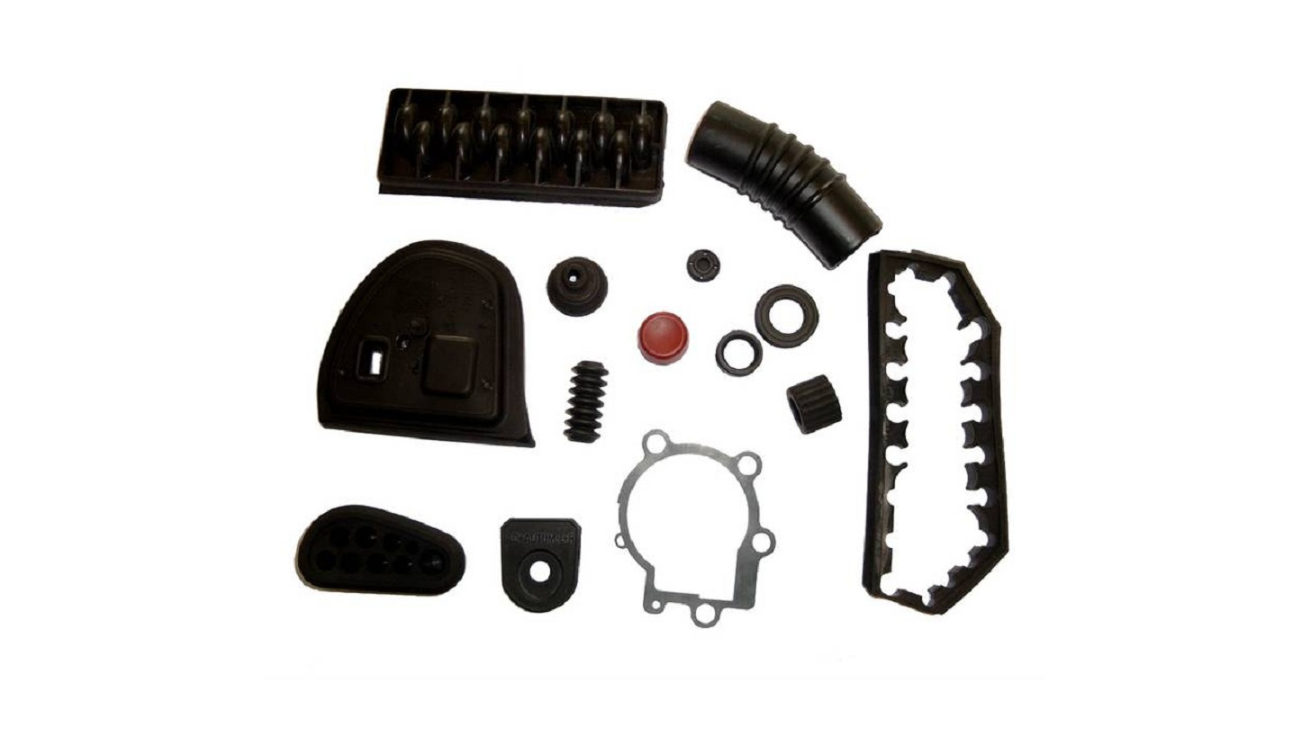 Logo Rubber parts / Elastomers and TPE`s