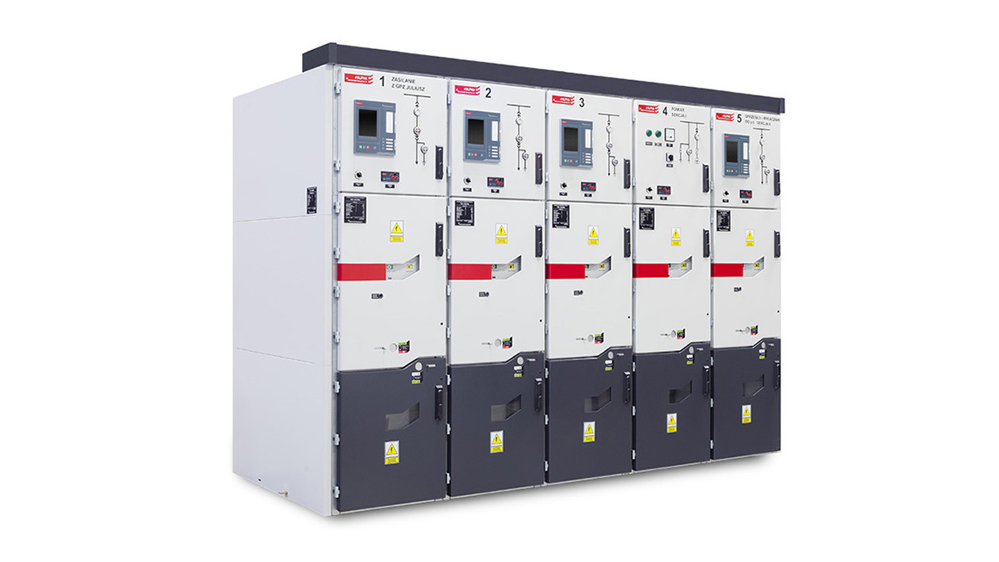 Logo e²ALPHA Medium Voltage Switchgear