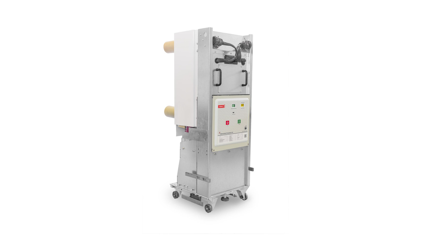 Ebravo Vacuum Circuit Breaker Product Hannover Messe 2018 Operator For A On Wiring Diagram Of Logo