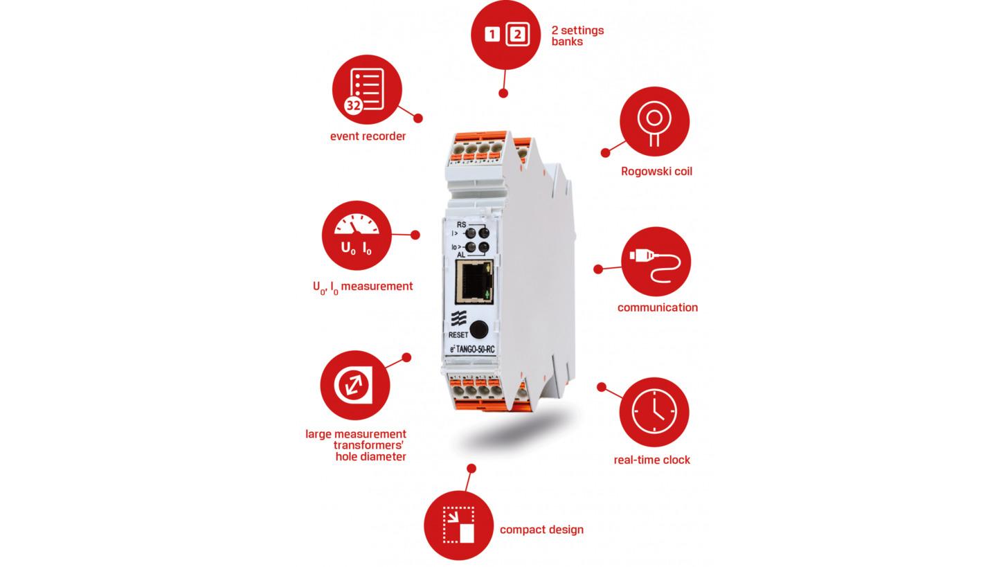 Logo e²TANGO-50 Short-Circuit Detector