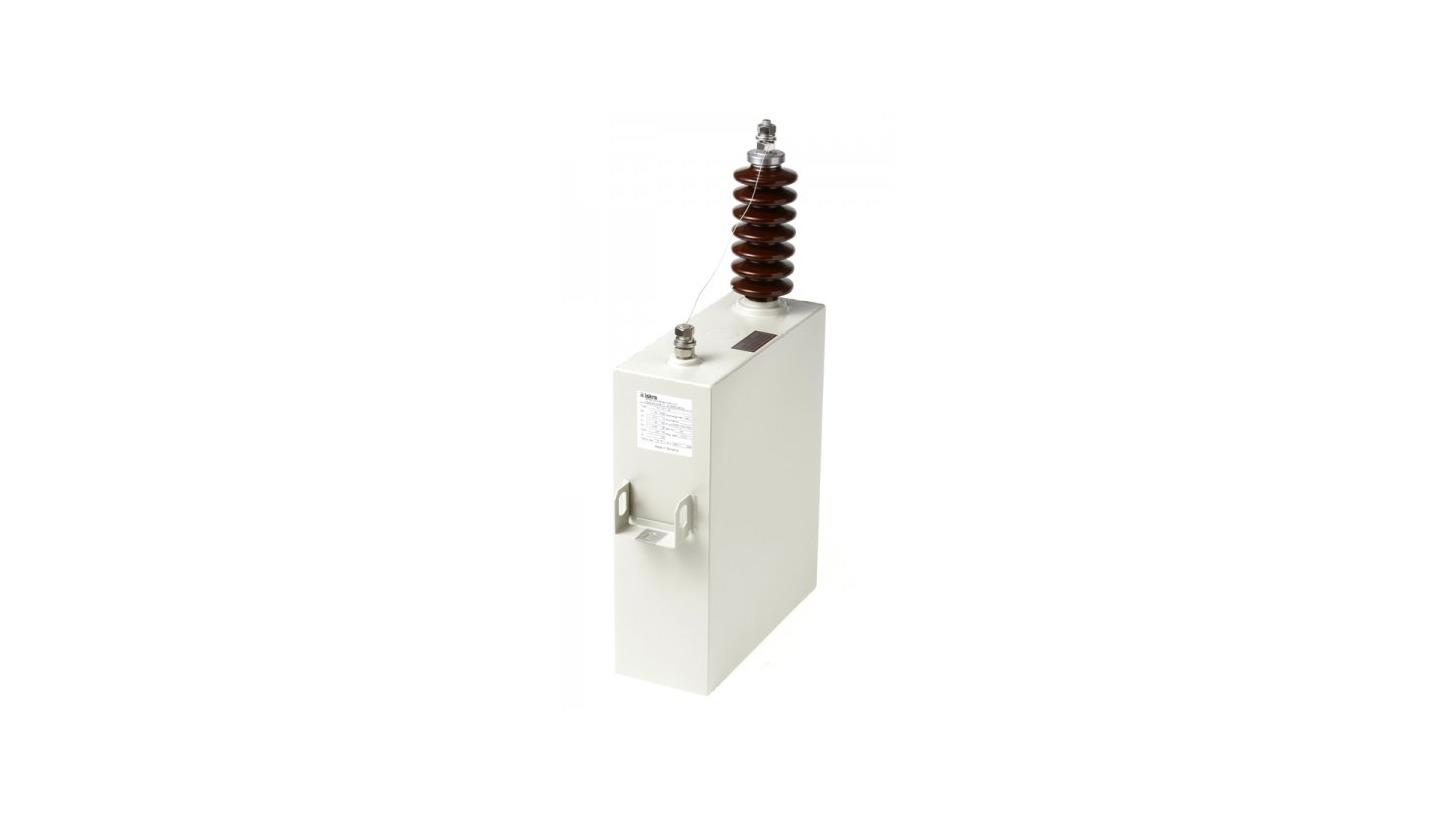 Logo High voltage capacitors