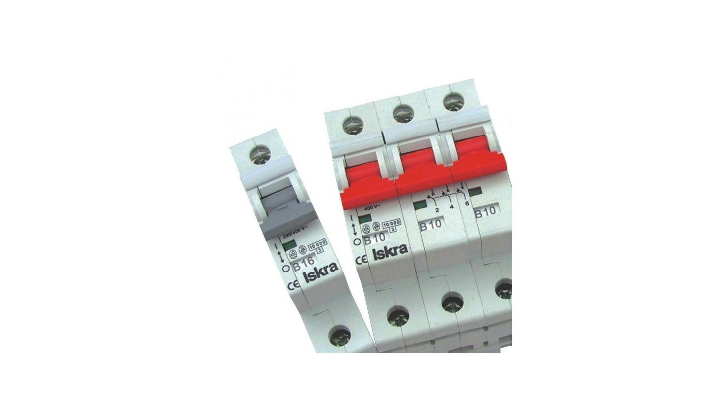 Logo Miniature Circuit Breakers RI60, RI120, RI50