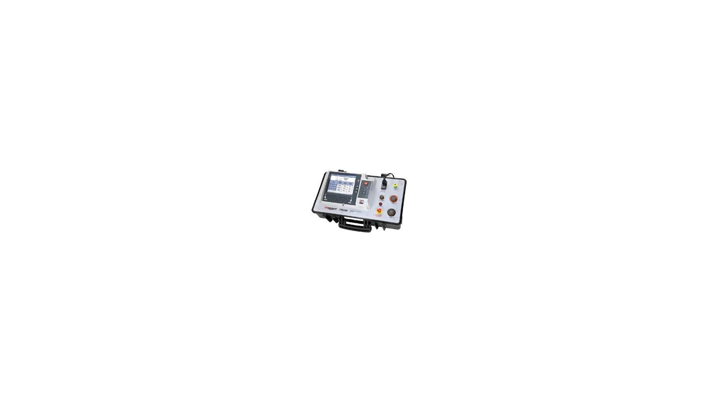 Logo TTR300-330 Drei-Phasen-Windungsverhältnistester