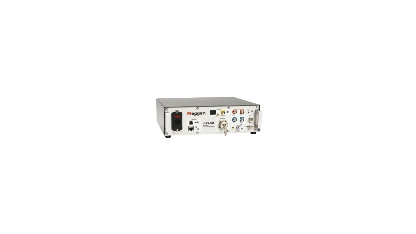 Logo Dielectric Frequency Spectroscopy Analyser IDAX300