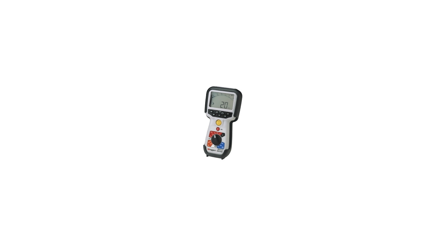 Logo MIT400 series-Industrial maintenance insulation and continuity testers