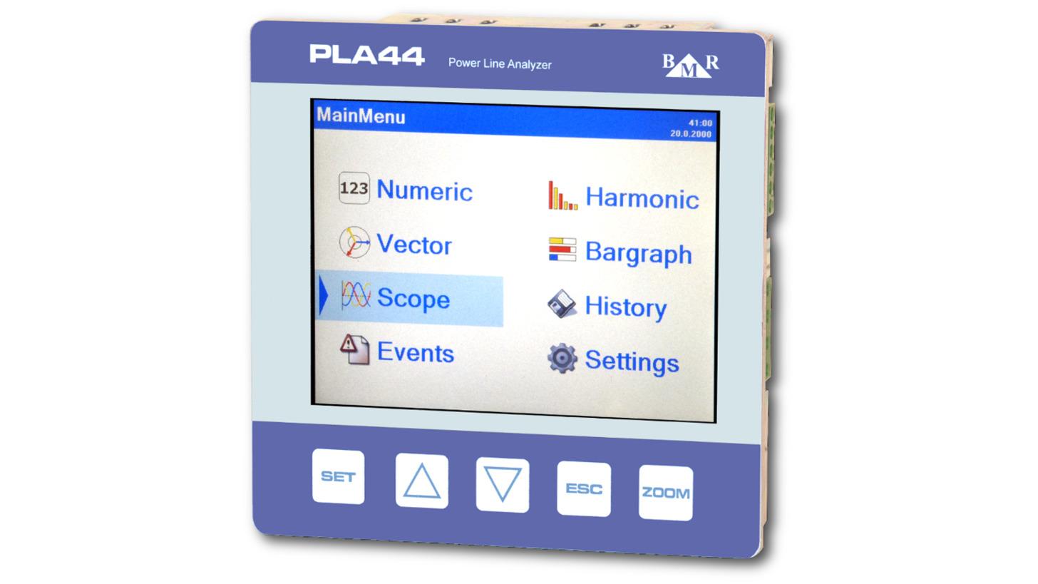 Logo PLA44