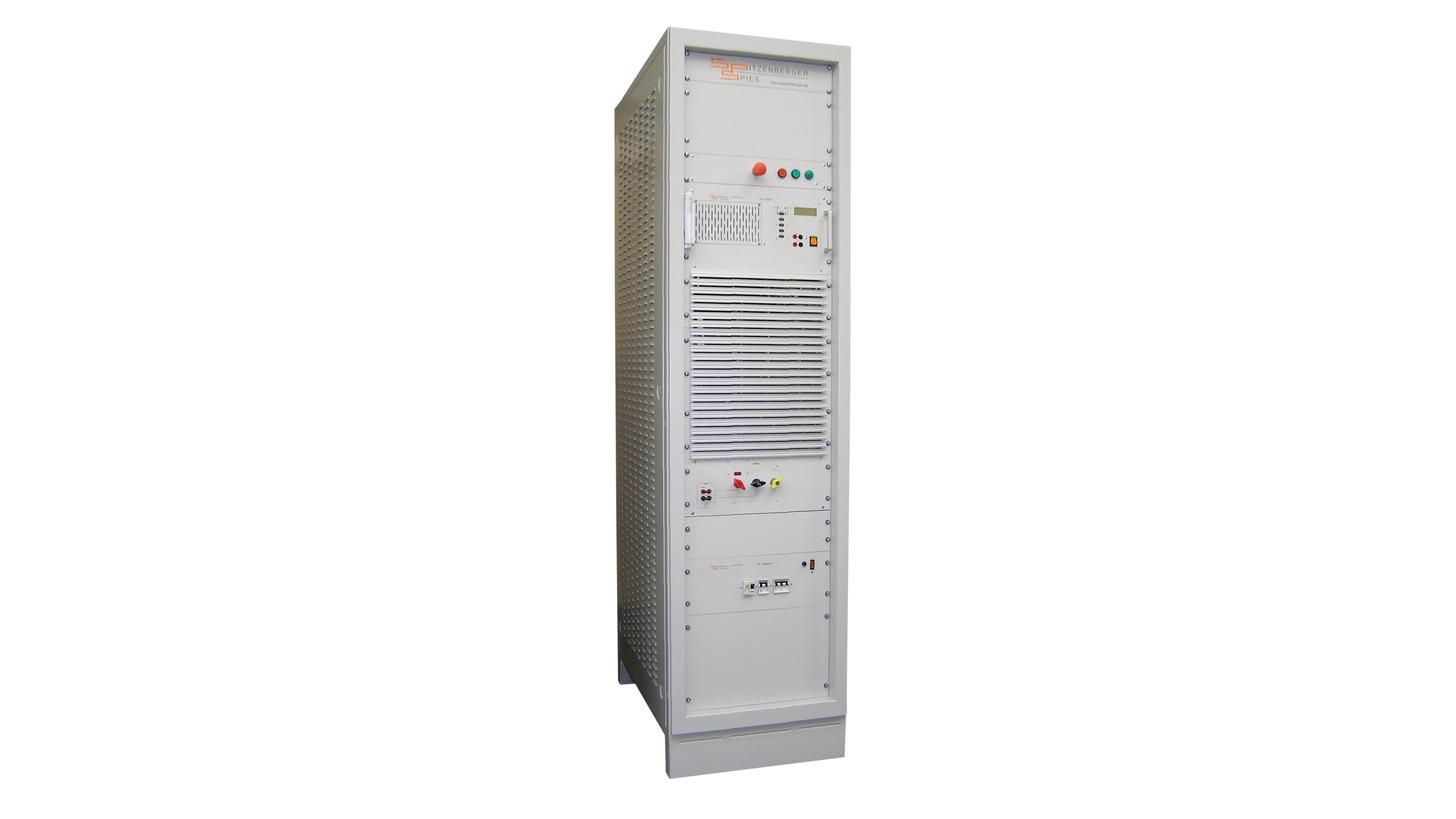Logo Mess-/Simulationssysteme zur Prüfung von Photovoltaik-Wechselrichtern