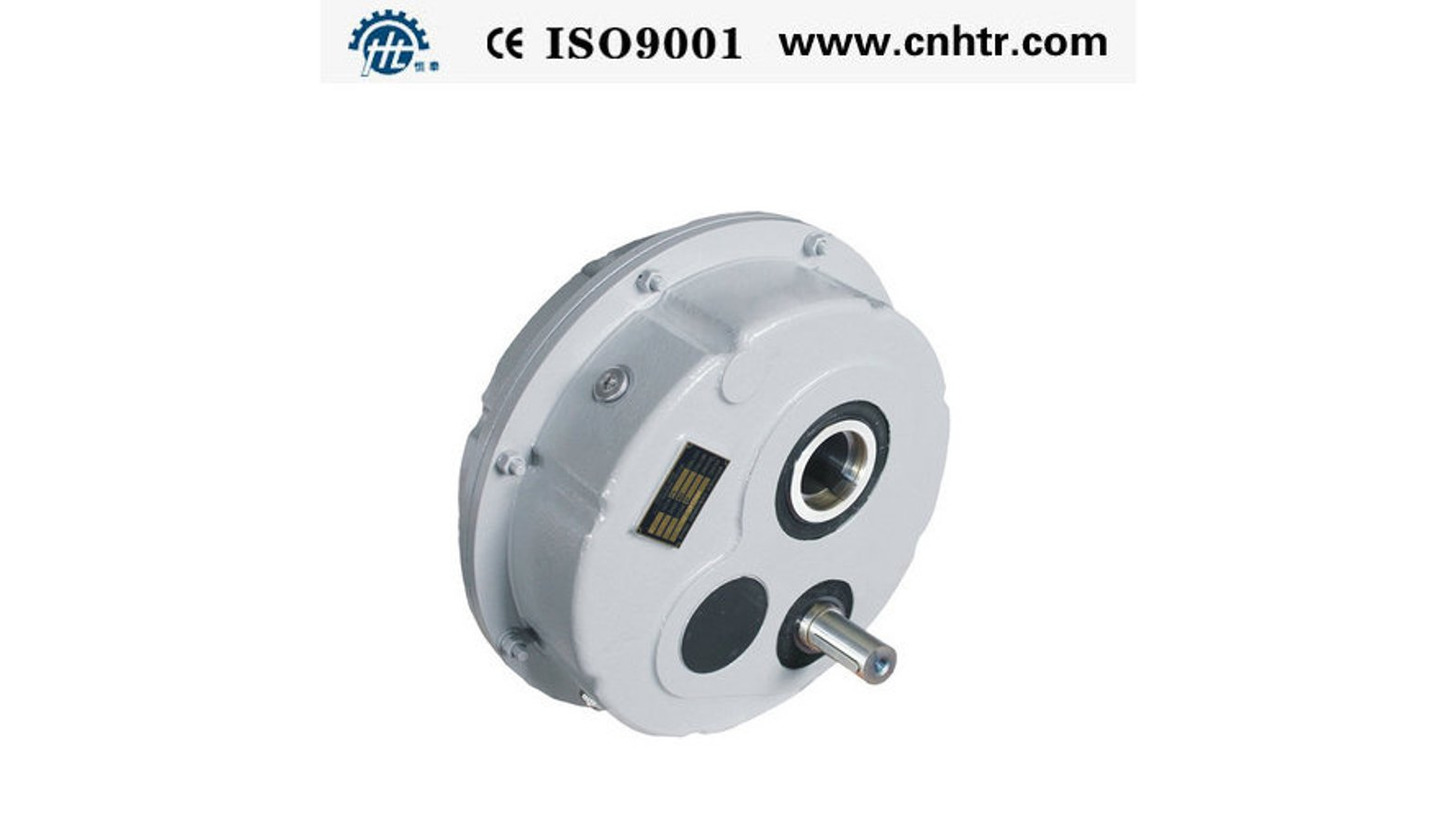 Logo HXG Shaft Mounted Speed Reducer