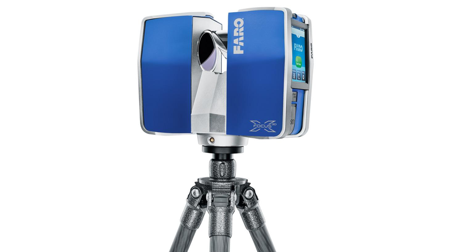 Logo FARO Laser Scanner Focus3D