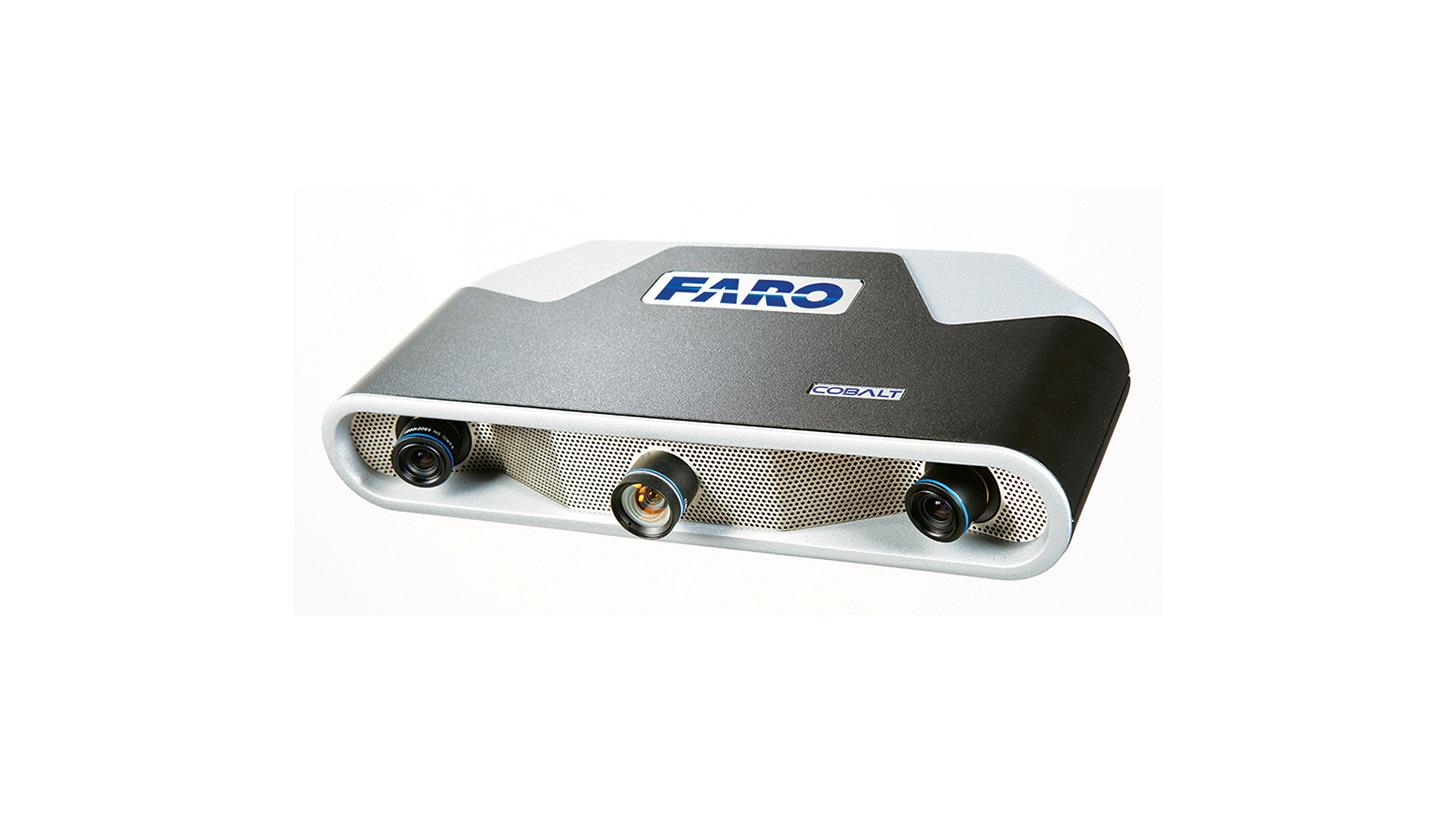 Logo FARO® Cobalt ARRAY 3D Imager