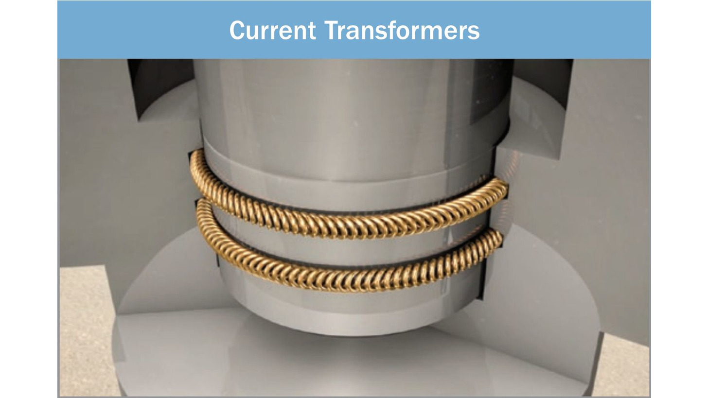 Logo Current transformers