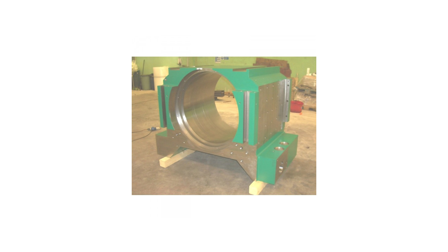 Logo BEARING CHOCKS