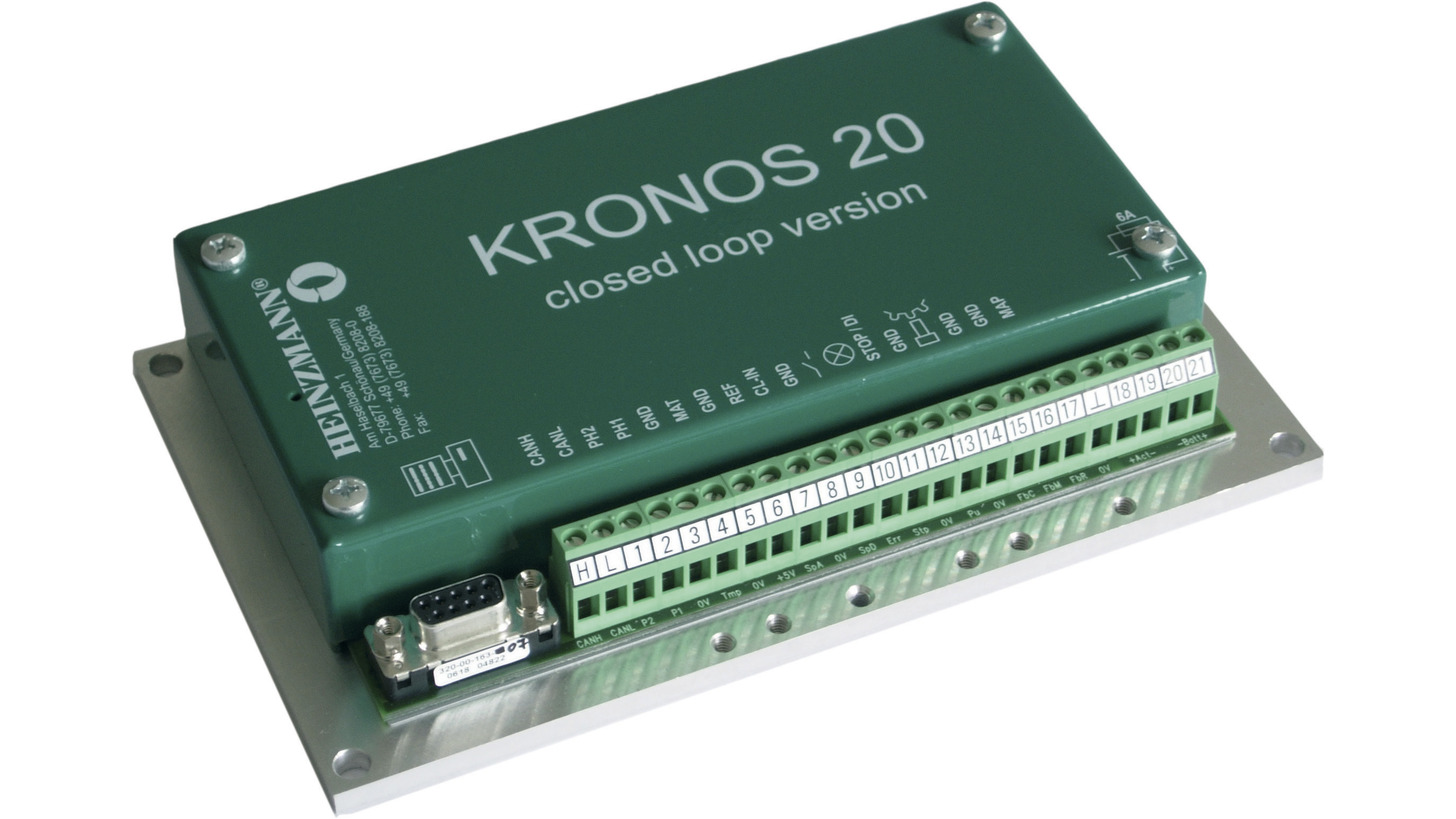 Logo KRONOS Carburetion Systems/AFR-Control