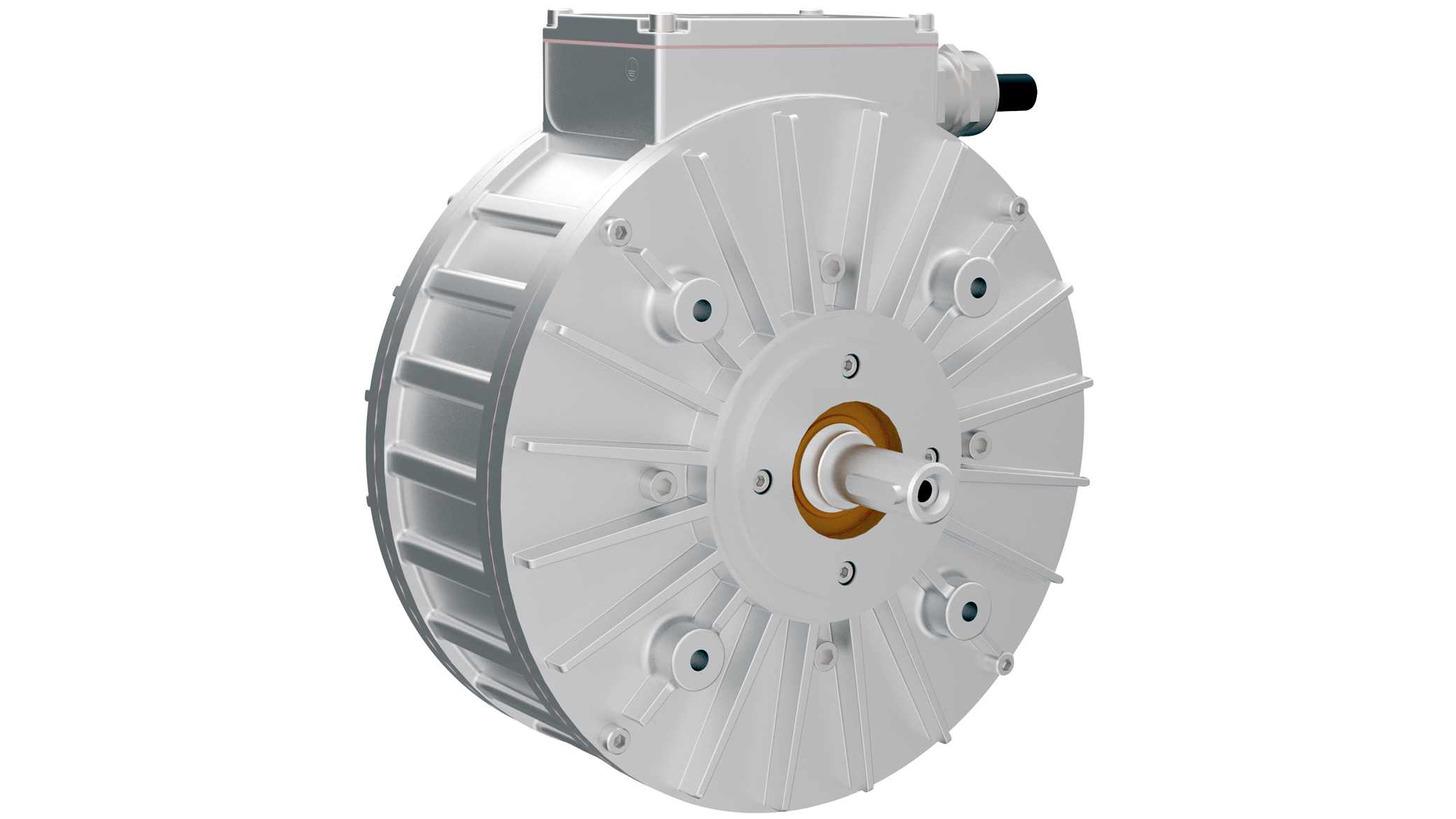 Logo HEINZMANN Synchronous Generators