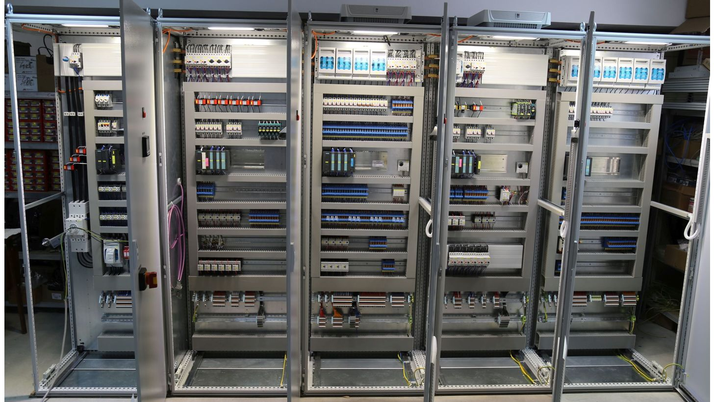 Logo Automation Control Panels