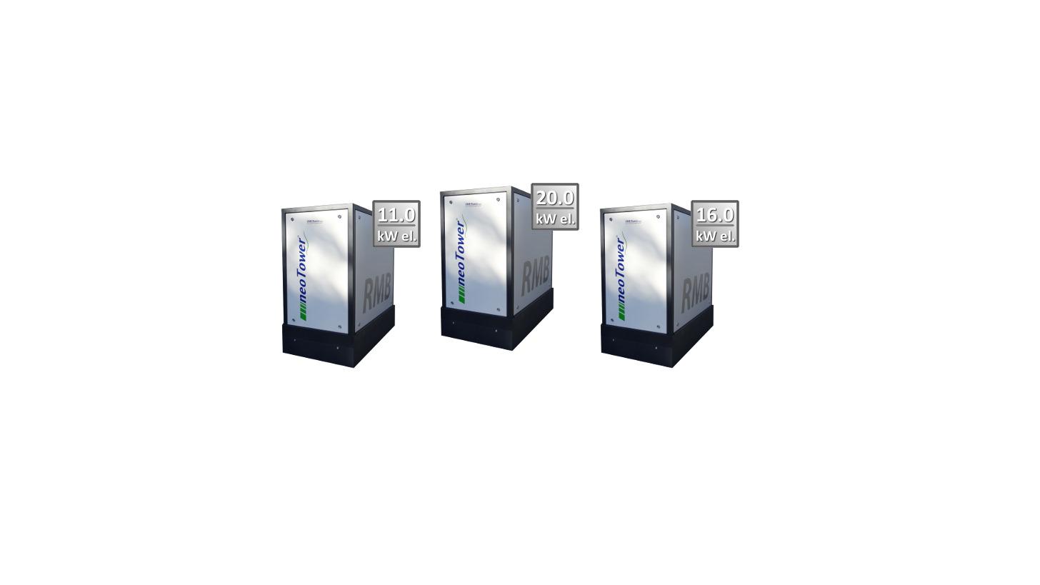 Logo Blockheizkraftwerk neoTower Premium M