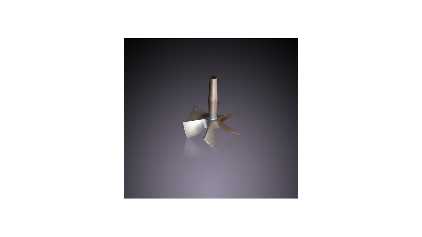Logo Heat-resistant steel casting  part