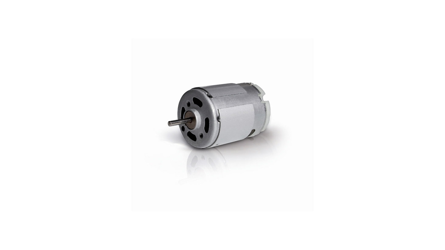 Logo Small d.c. Collector motors up to 750 watt