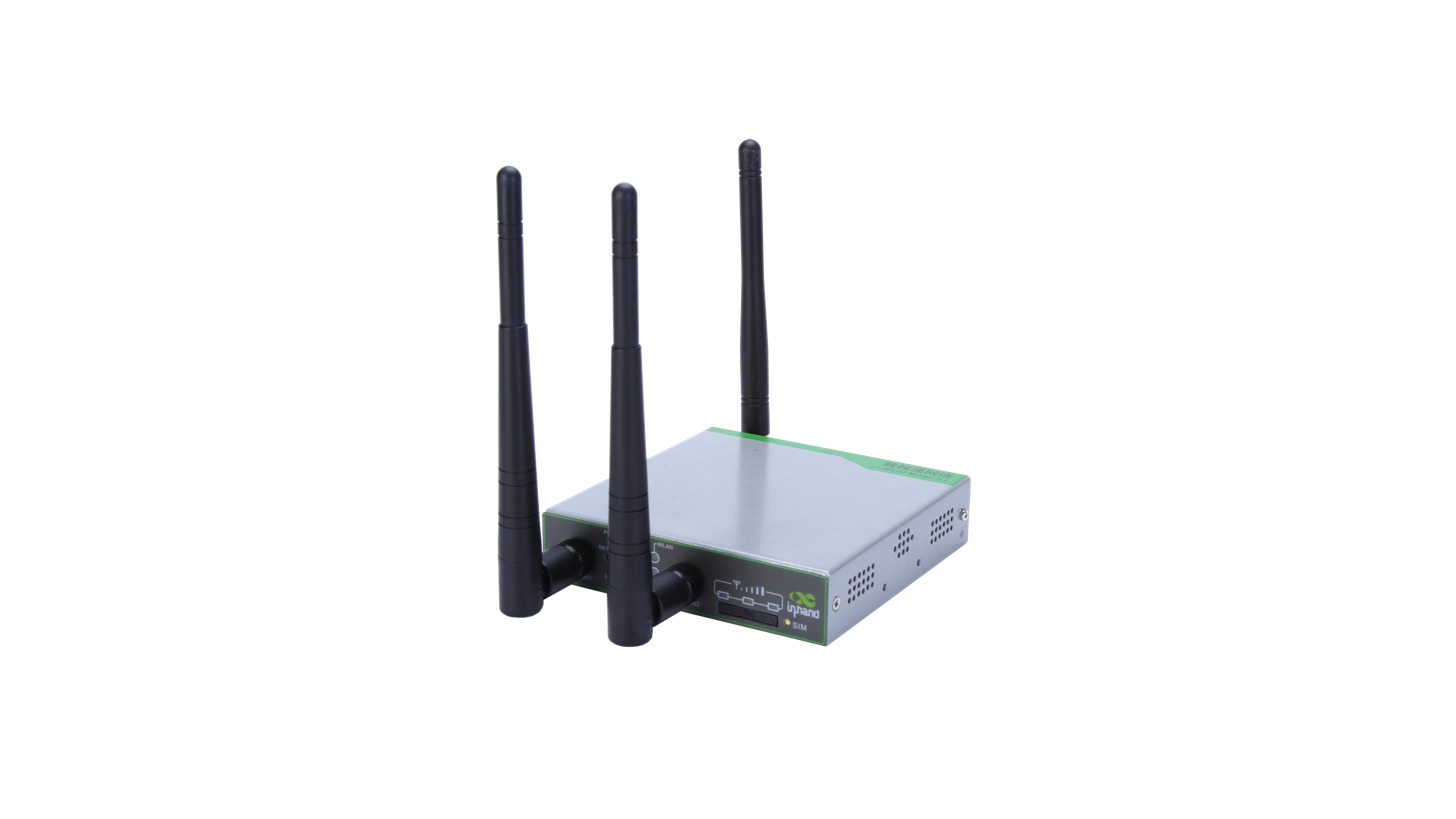 Logo InRouter600-S Industrial LTE Router