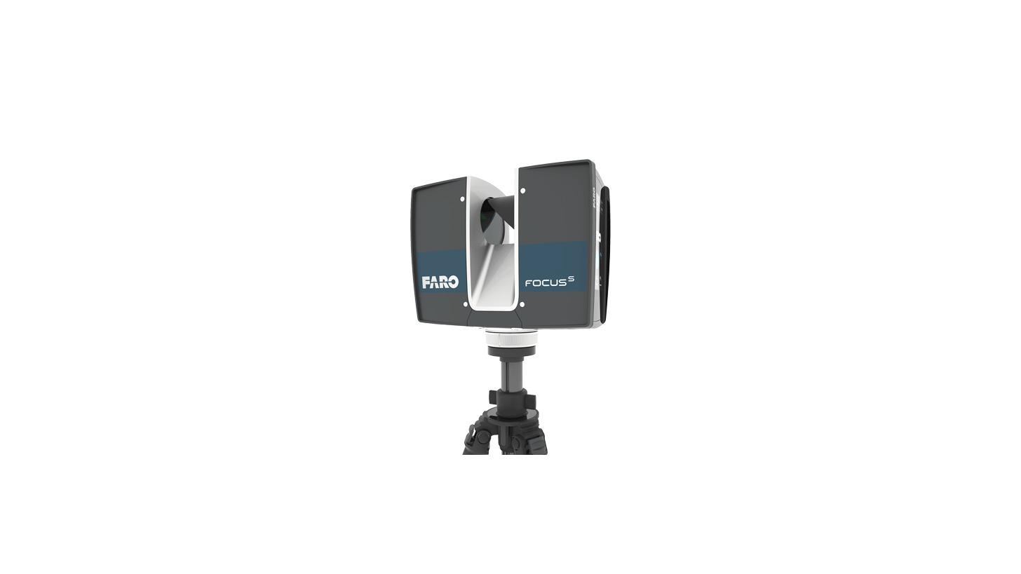 Logo FARO Focus 3D-Laserscanner