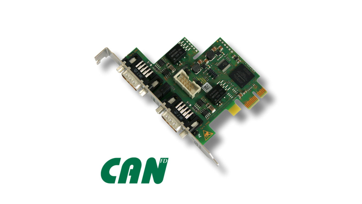 Logo CAN-Interface: CAN-PCIe/402-FD