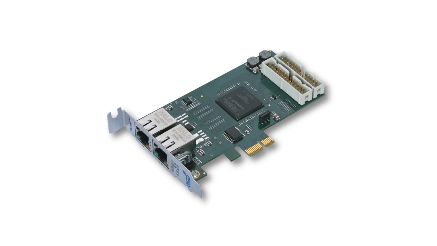 Logo EtherCAT: ECS-PCIe/FPGA