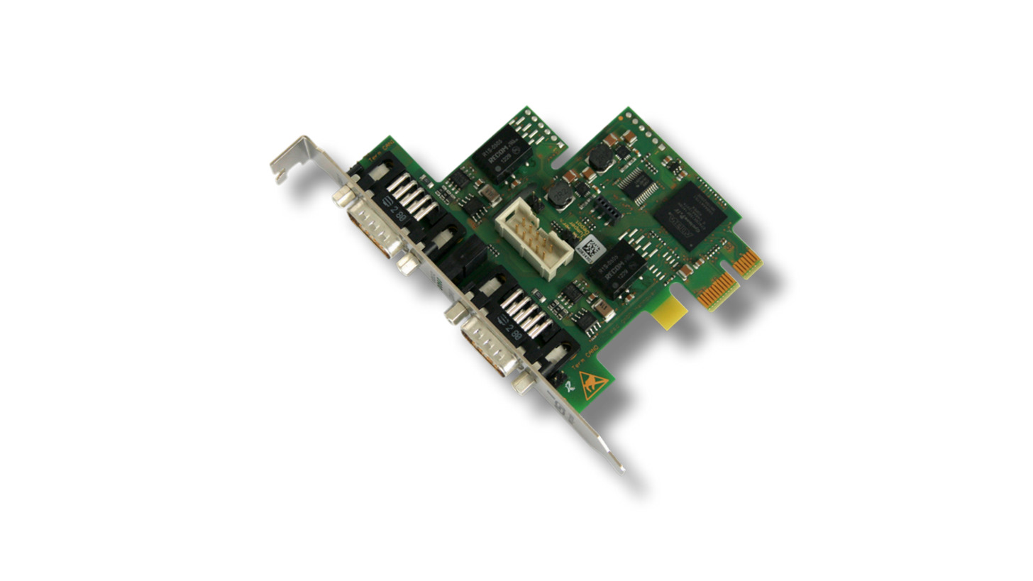 Logo CAN-Interface: CAN-PCIe/402