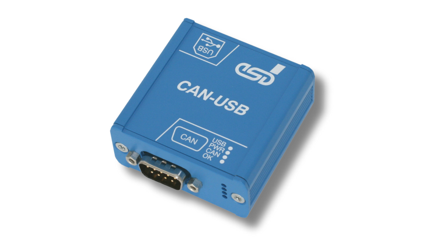 Logo CAN-Interface: CAN-USB/2