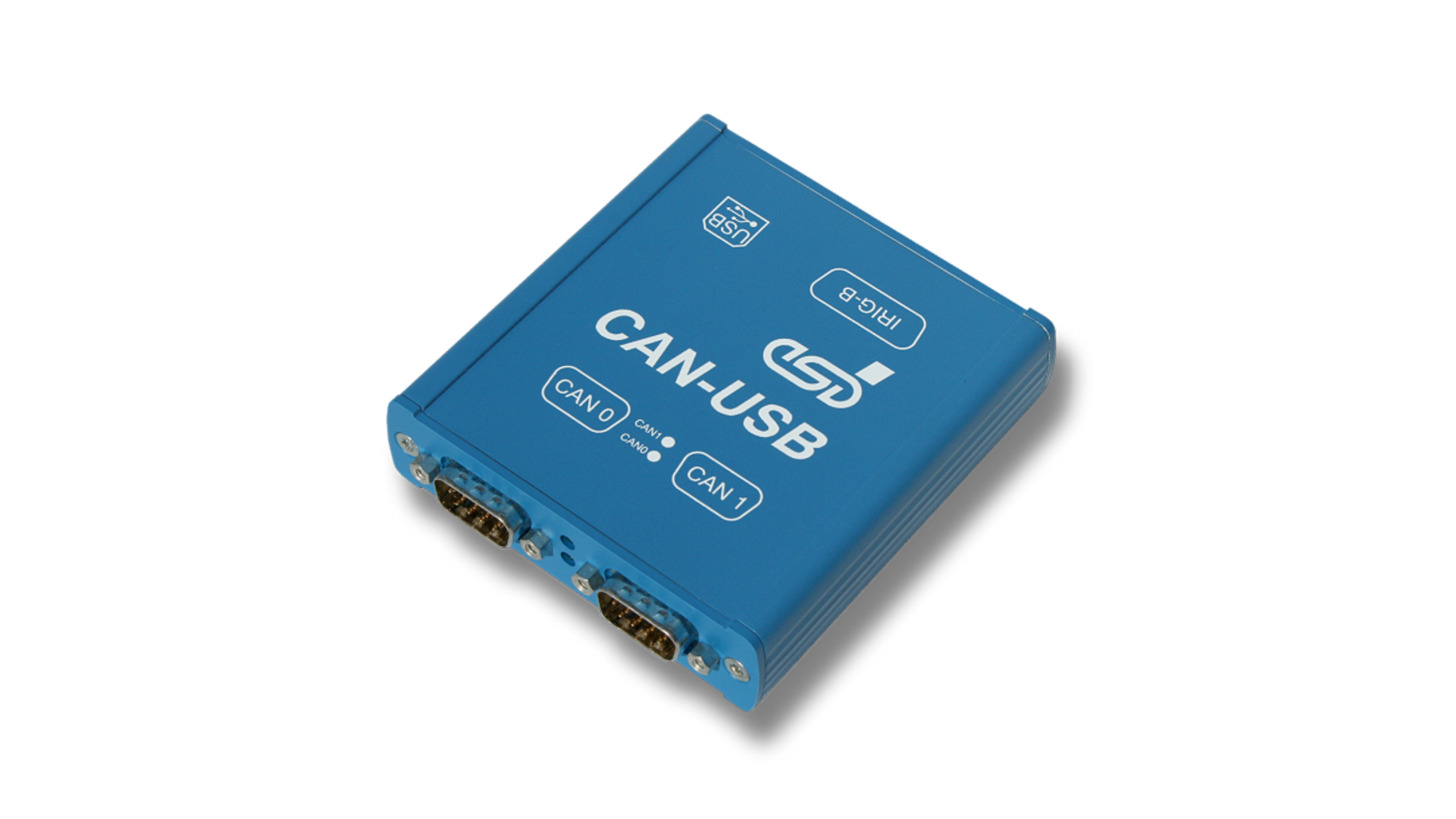 Logo CAN-Interface: CAN-USB/400