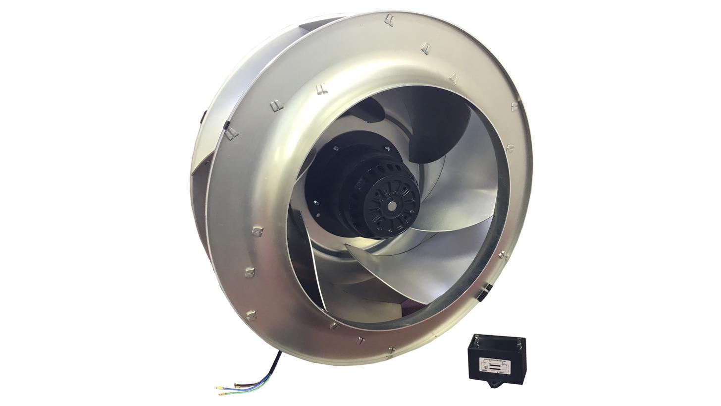 Logo AC Motorized Impellers