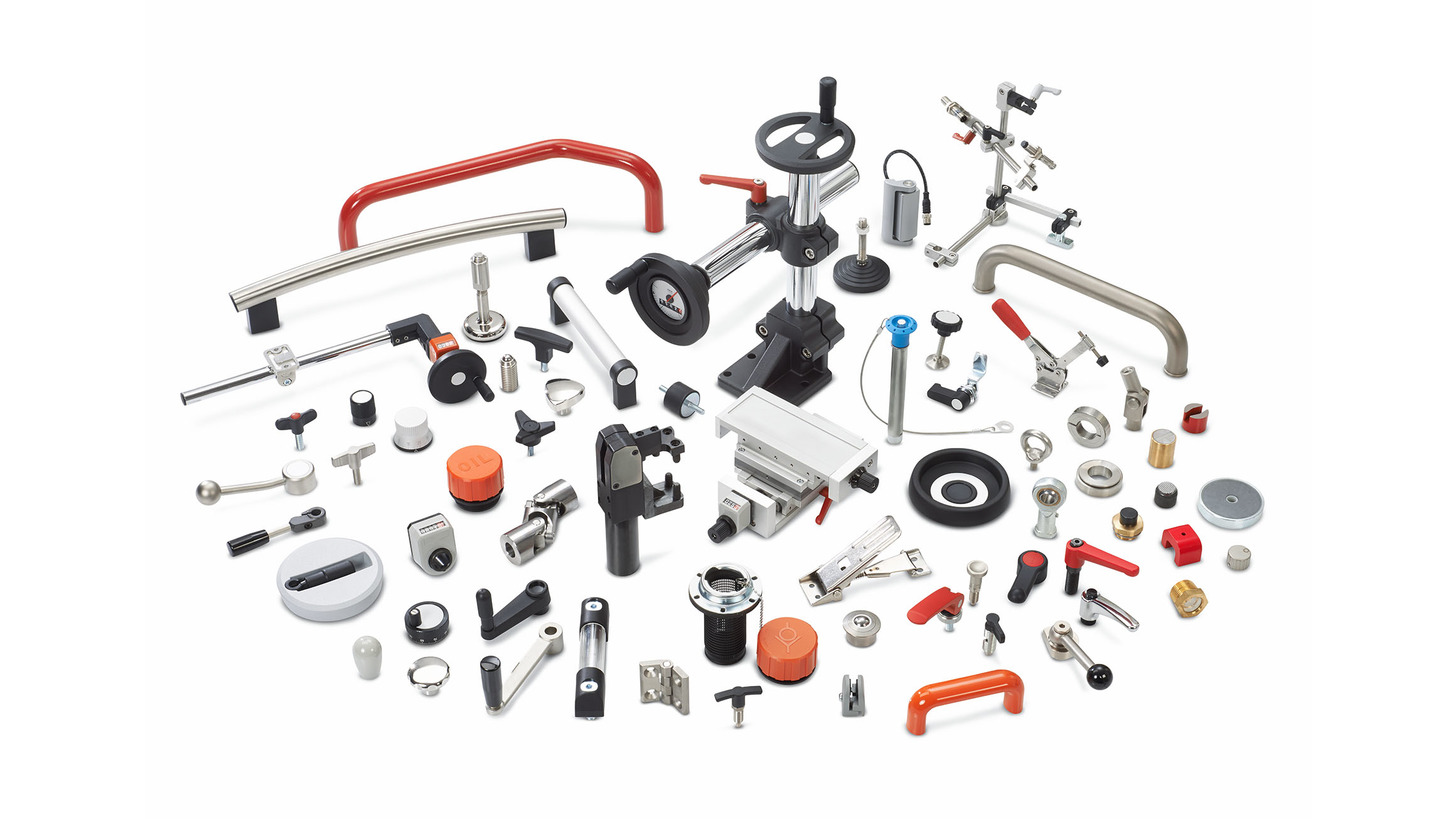 Logo Clamping devices