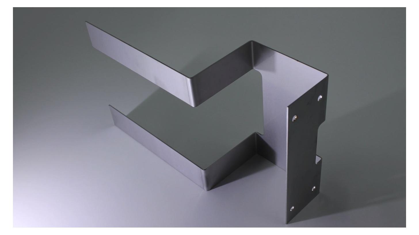 Logo Sheet Metal Fabrication