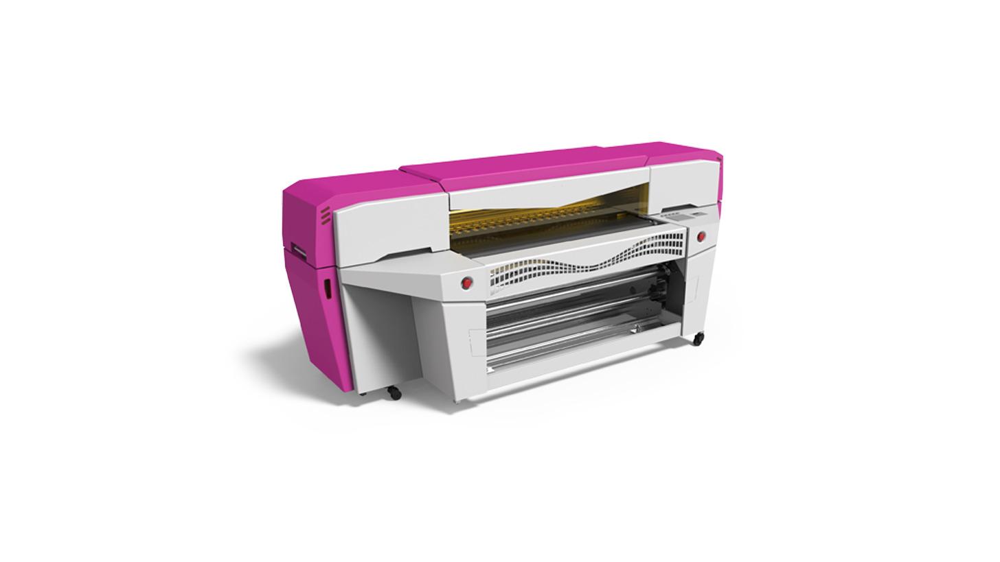 Logo Fabric Printer Closure