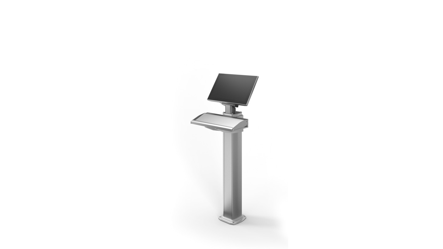 Logo Free-standing column CS-4000 neXt