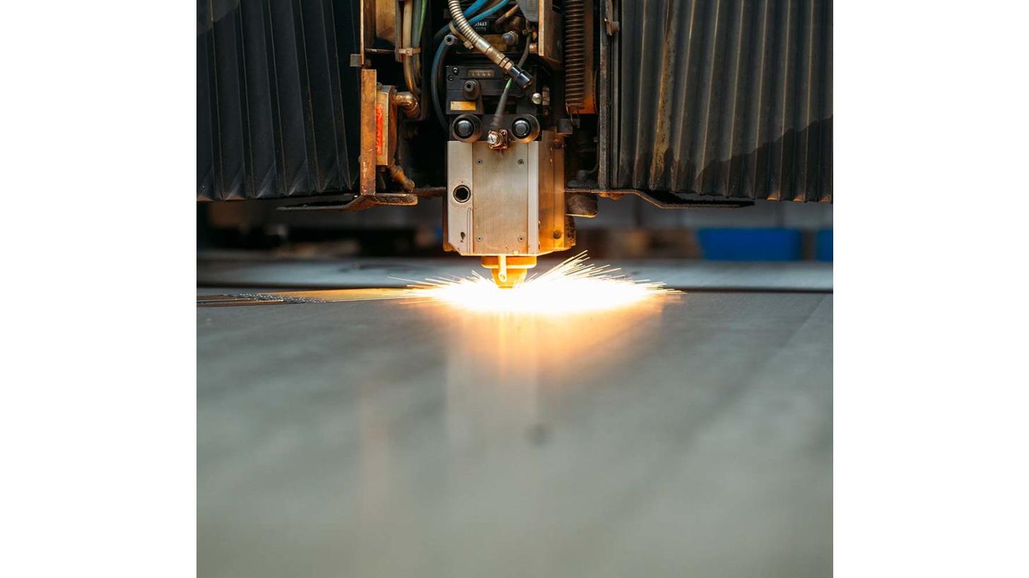 Logo Laser Cut, Bending, Welding