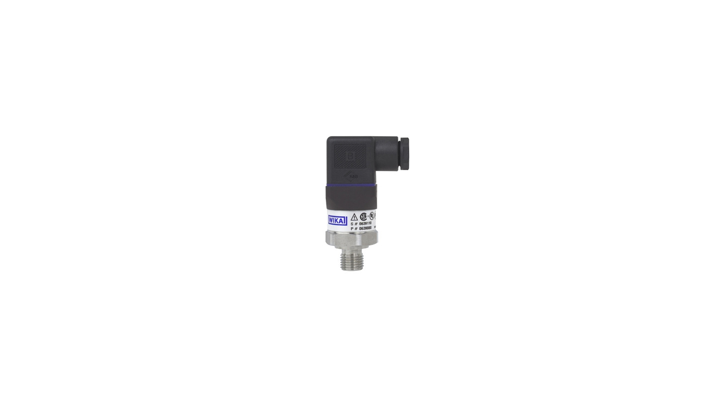 Logo Pressure transmitter for general industrial applications Model A-10