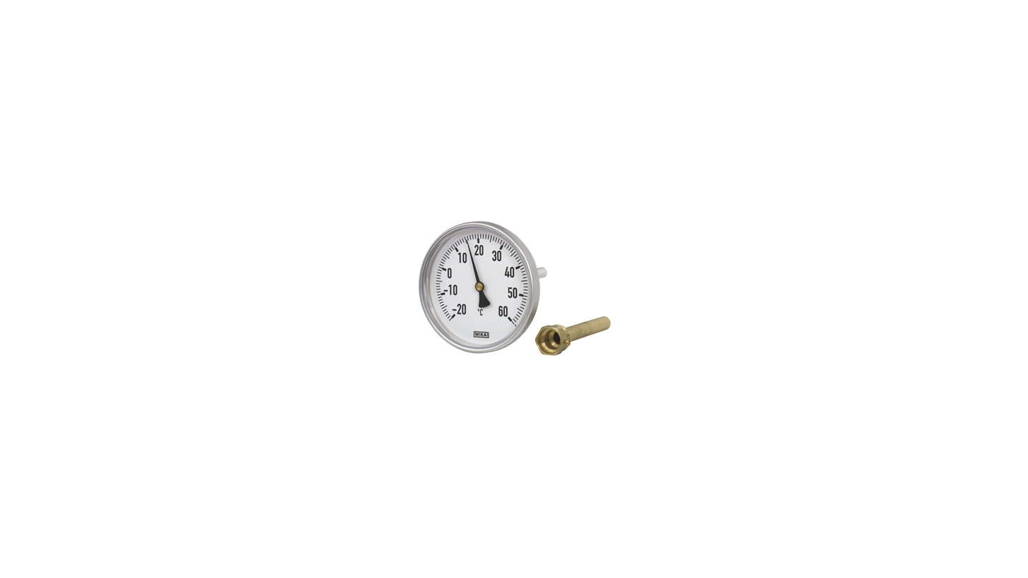 Logo Bimetal-Thermometer Model 46