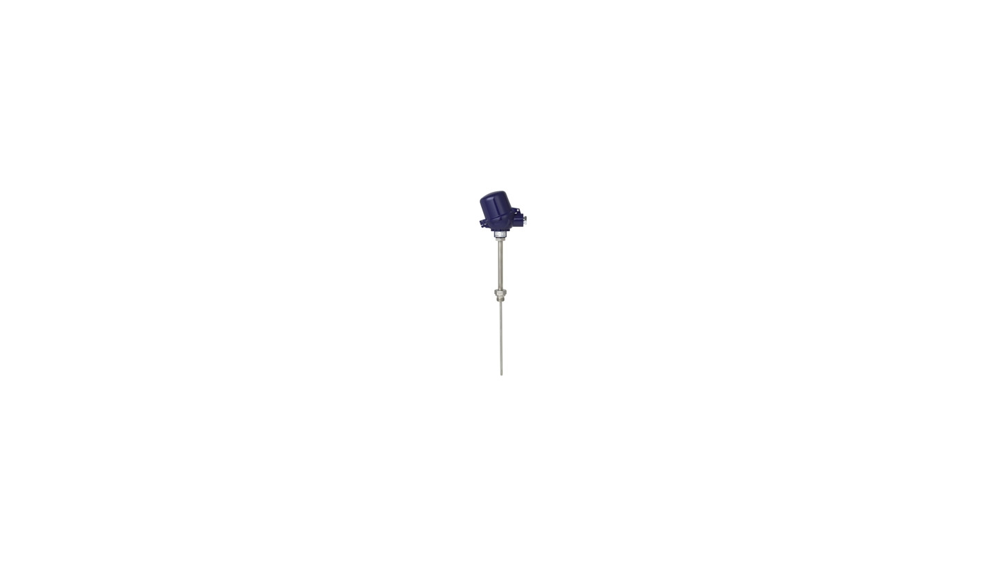 Logo Resistance Thermometers Model TR10-B, for Additional Thermowell
