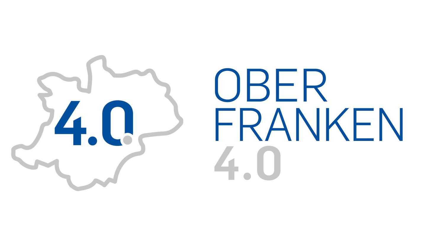 Logo Oberfranken 4.0