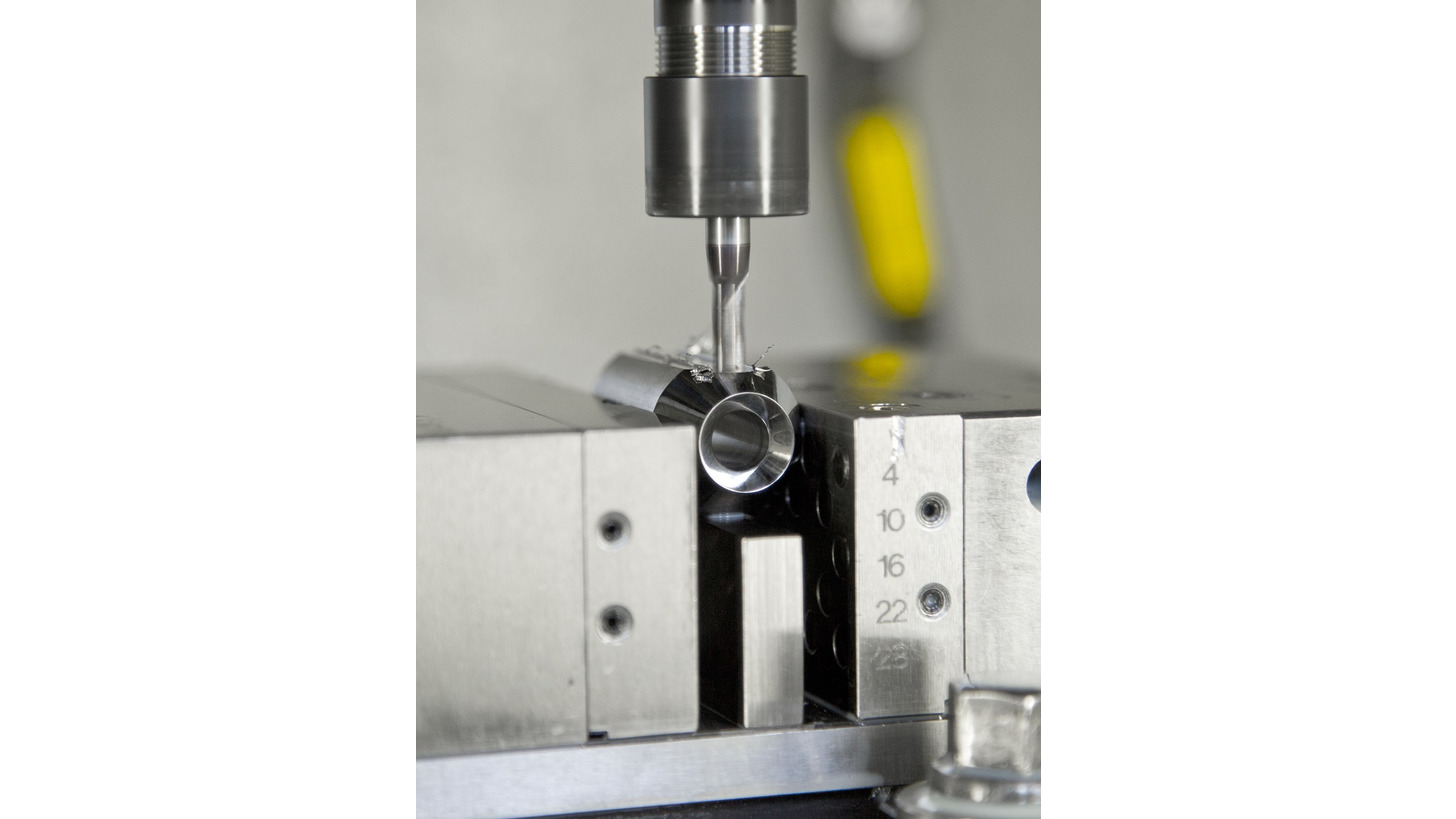 Logo Weiss & Weber - precision components
