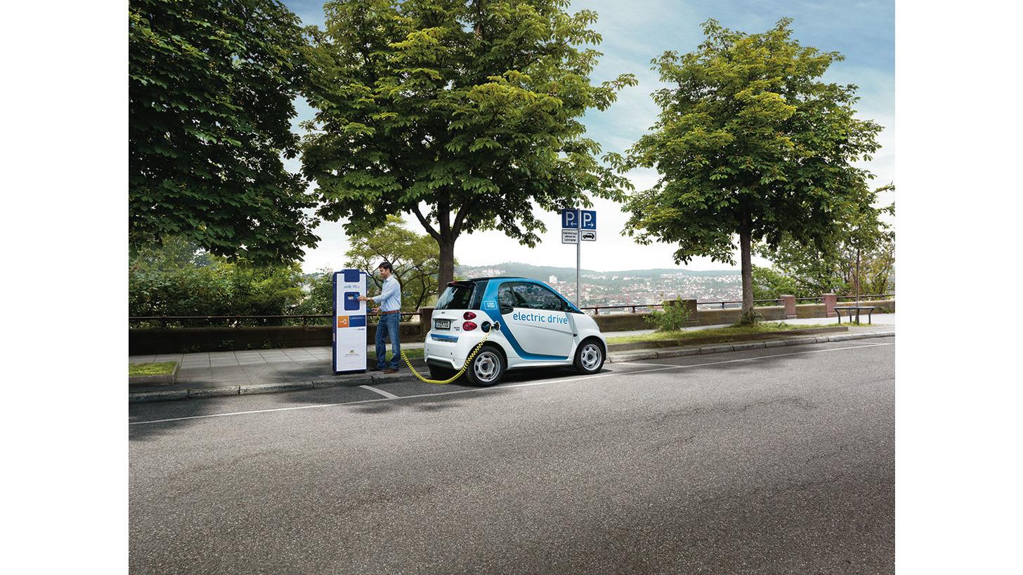Logo E-Mobility