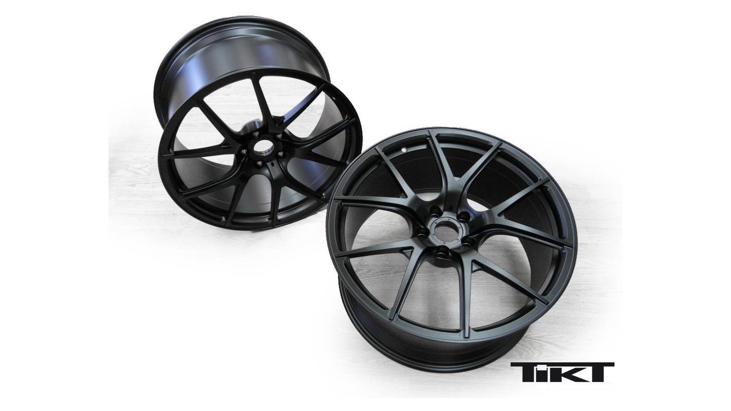 Logo Aluminum wheels
