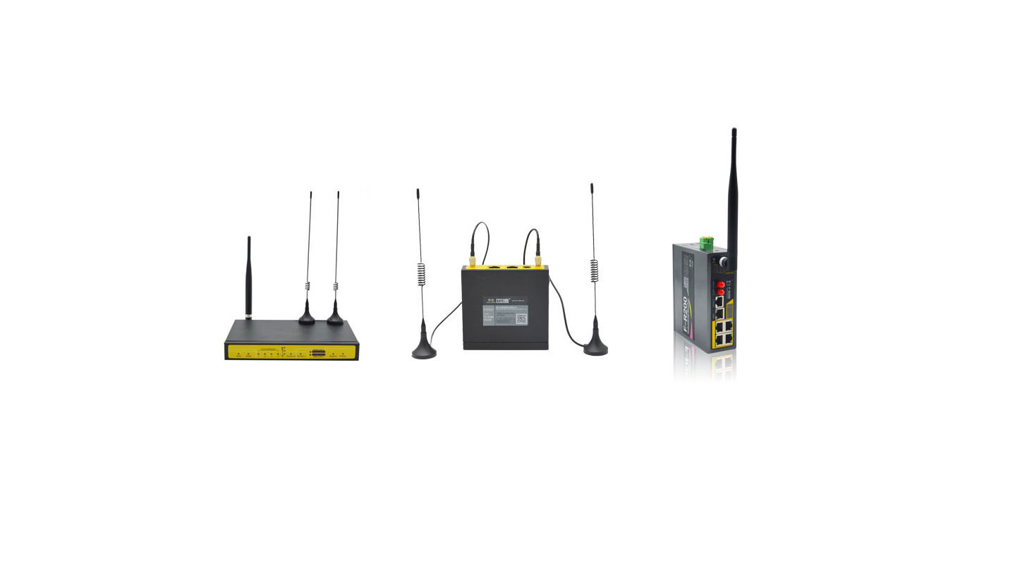Logo Industrial Cellular Router