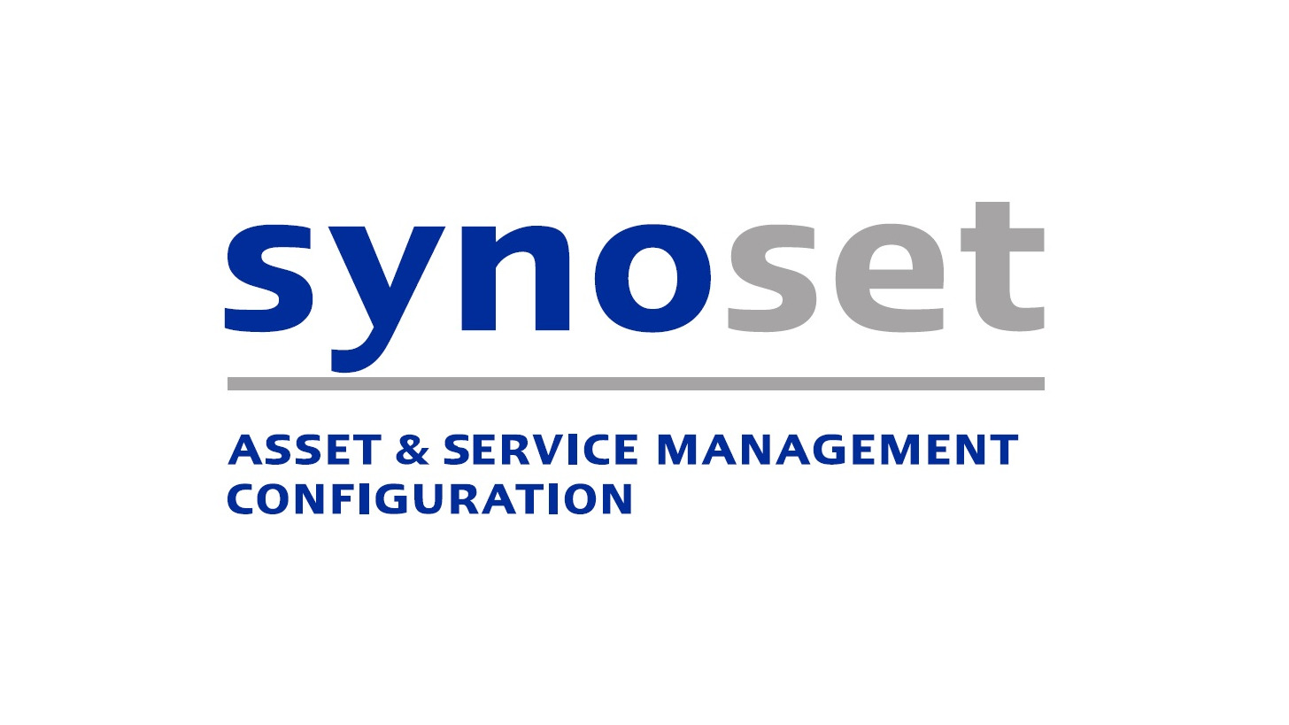 Logo Synoset - Asset & Service Management