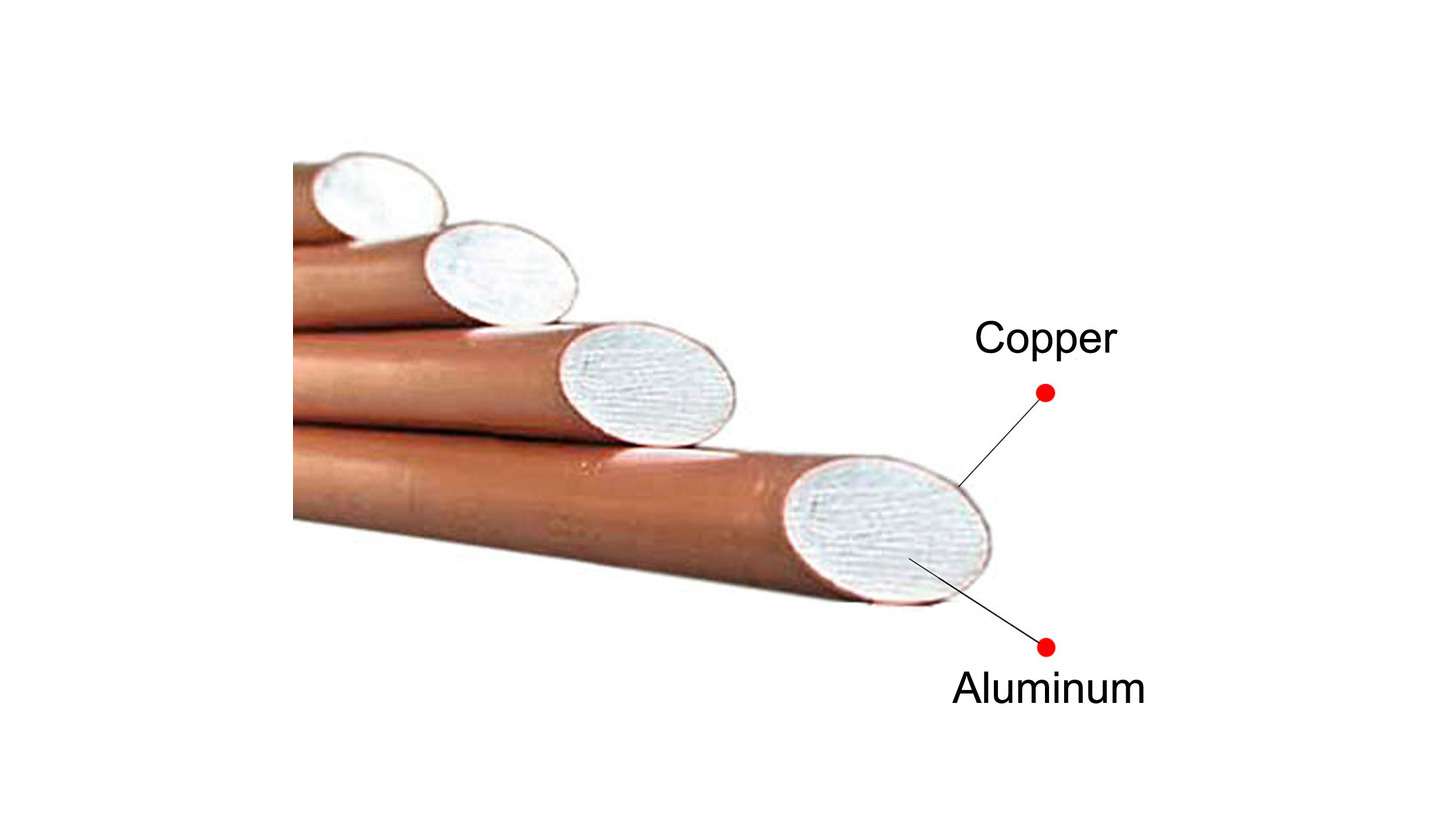 Logo Copper-clad Aluminum Wire