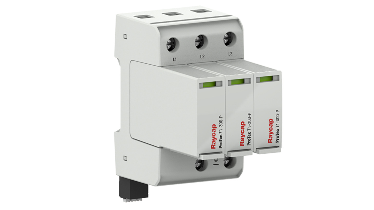 Logo Surge Protection Devices Raycap