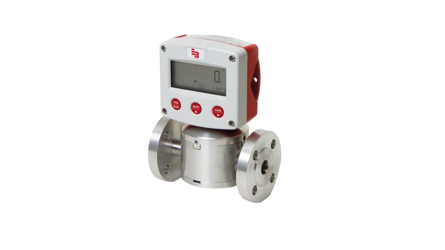 Logo IOG® oval gear meters