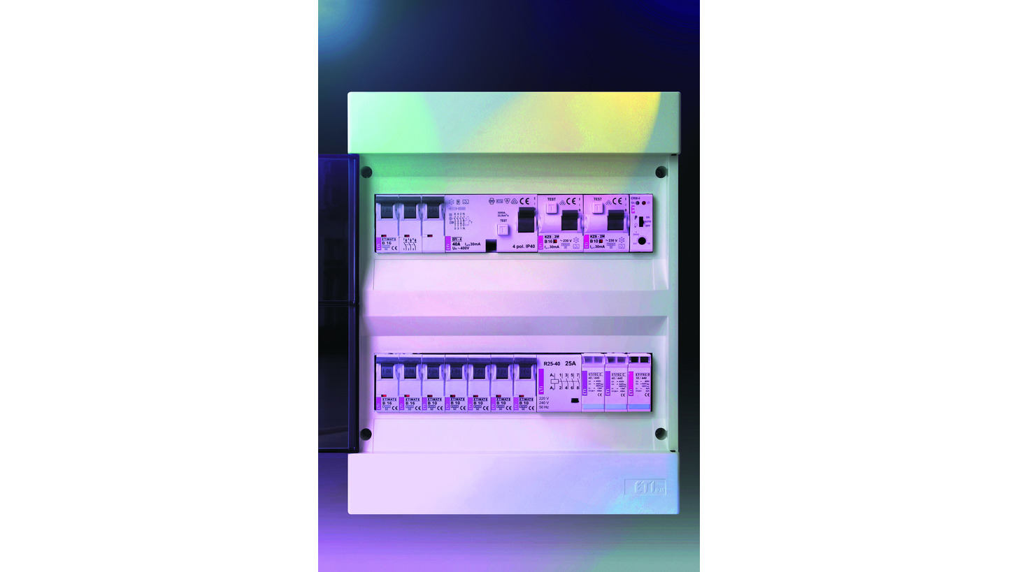 Logo Low-voltage switchgear, distributors