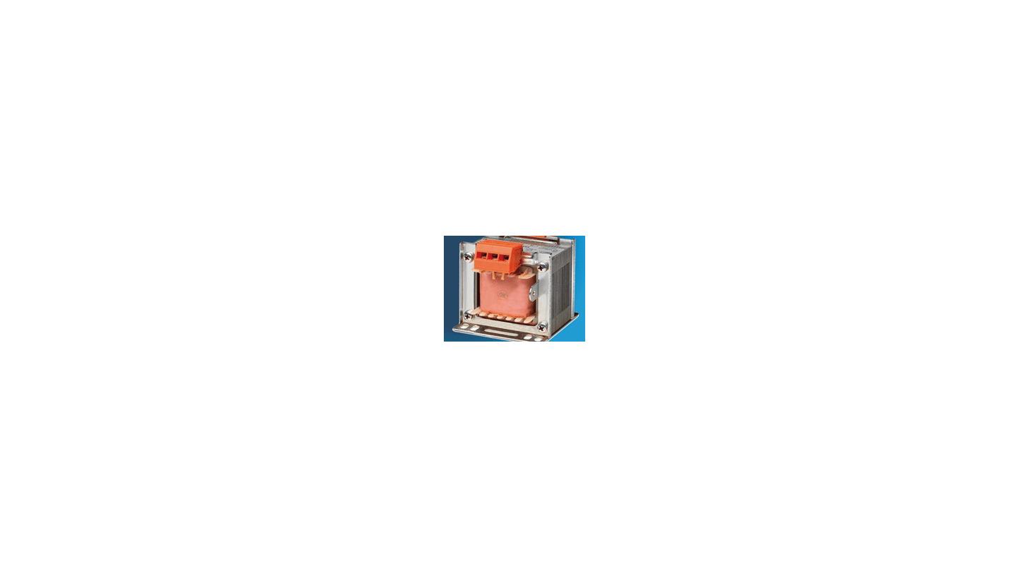 Logo Safety, constant-voltage transformers