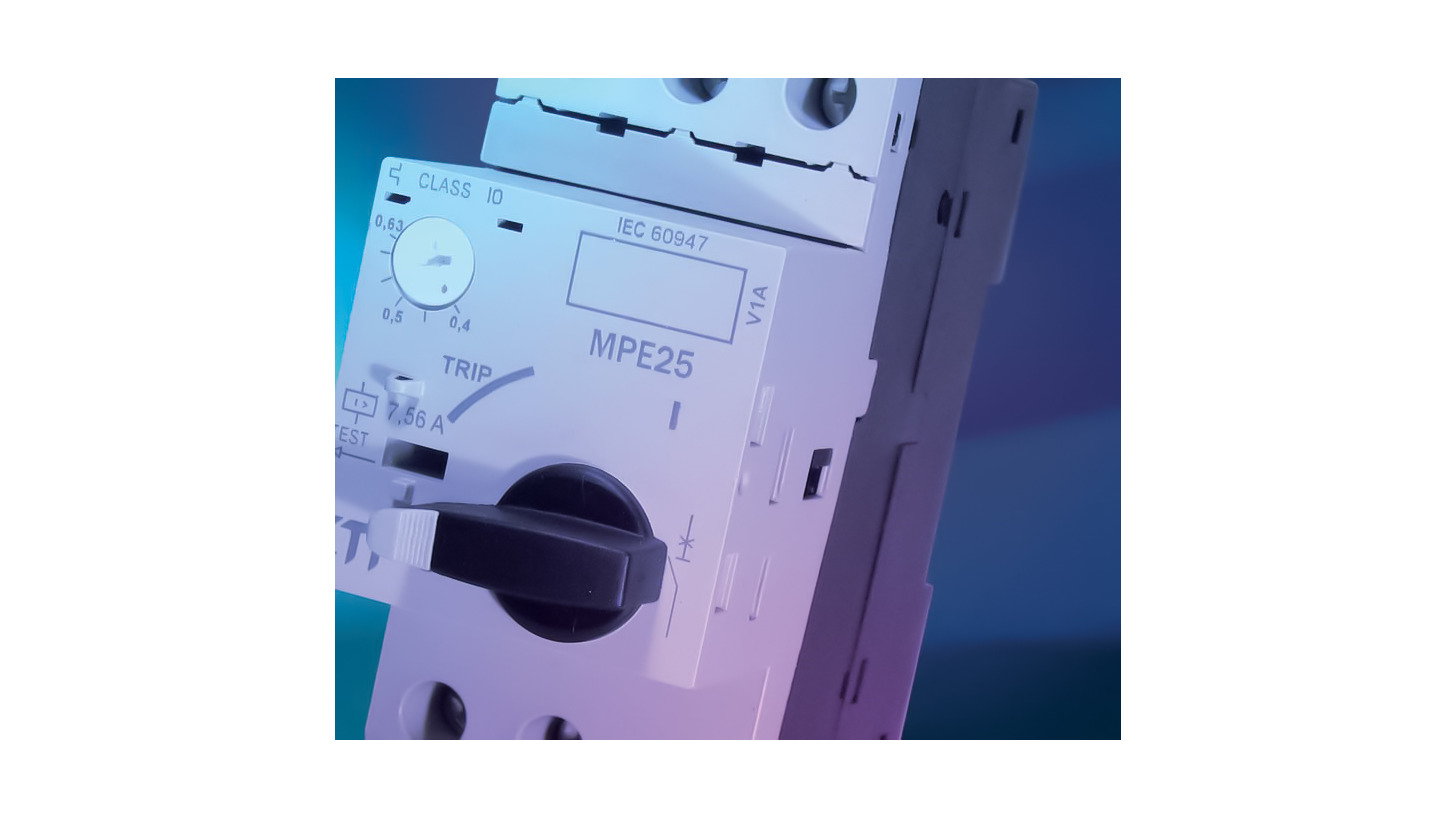 Logo Motor protection systems up to 1 kV